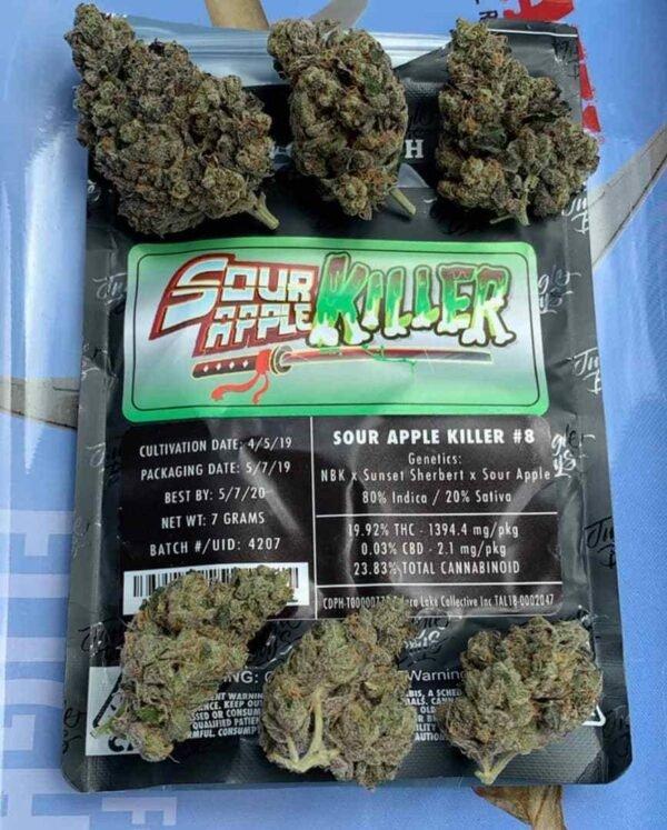 Buy Sour Apple killer strain Buy Sour Apple killer strain Australia